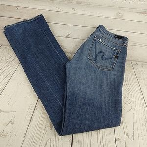 Citizens of Humanity Amber high-rise bootcut jeans